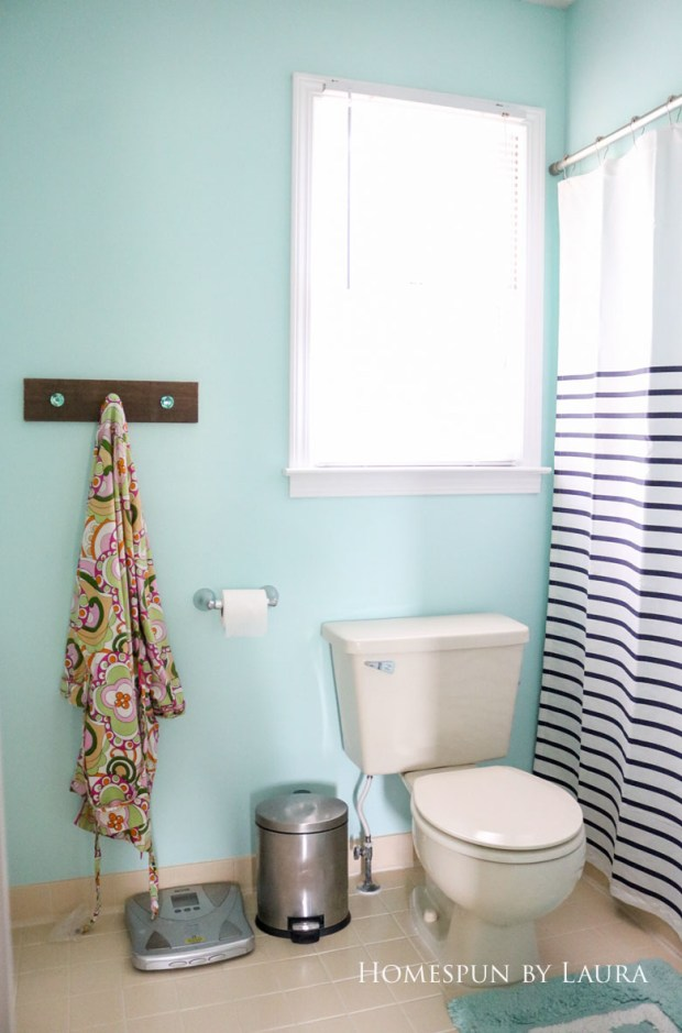 $200 Master Bathroom Refresh | Homespun by Laura
