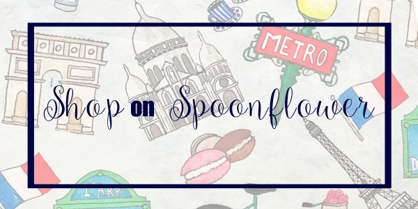 Visit Homespun by Laura on Spoonflower!