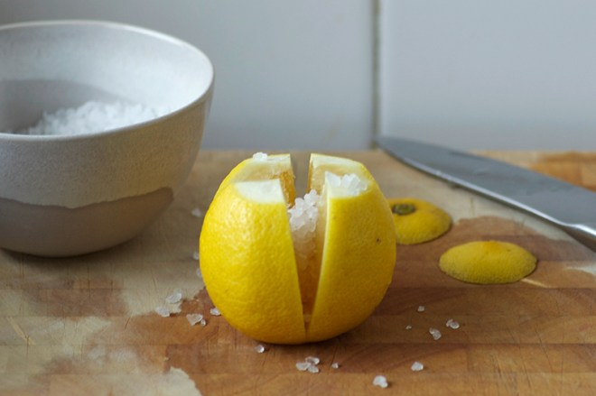 How to Preserve Lemons - Homespun Capers