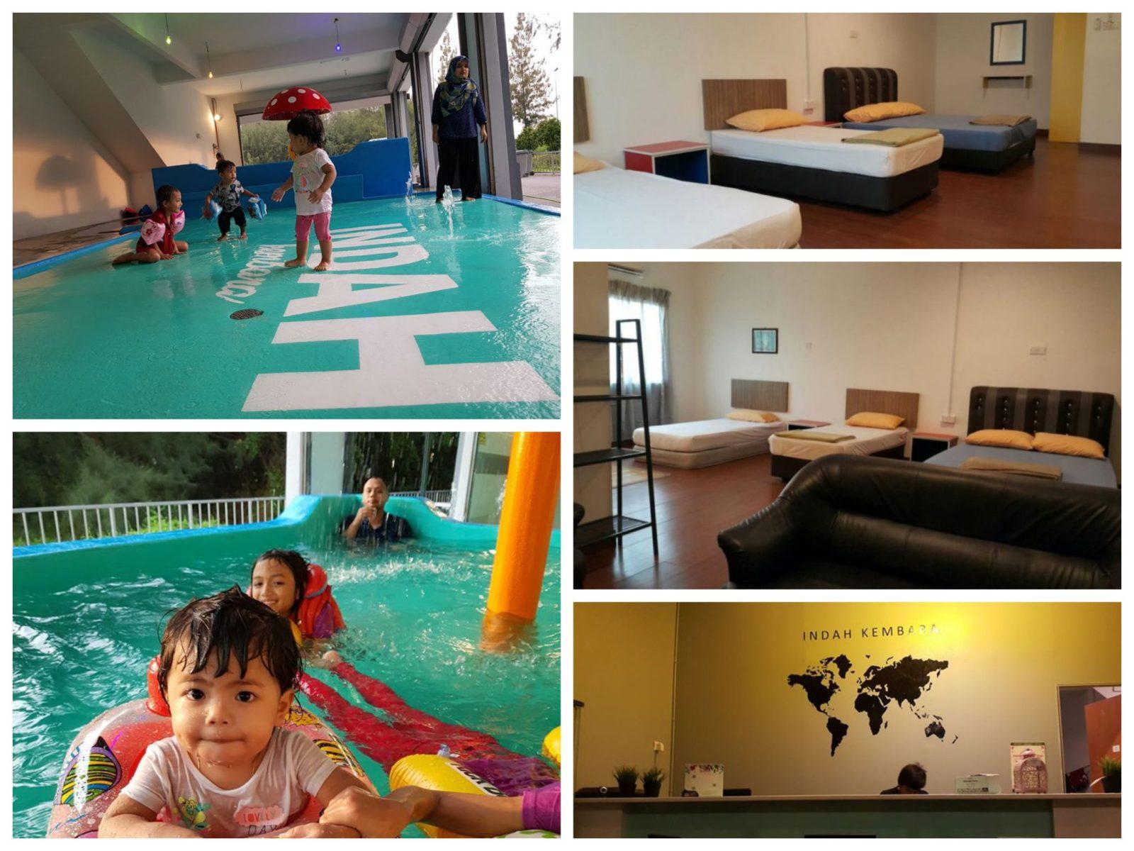 INDAH Kembara Homestay Melaka Studio collage