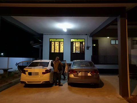 HOMESTAY MELAKA MASAM2MANIS Ruang parkir yang luas