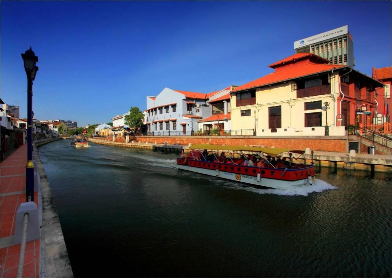 Sungai Melaka River Cruise