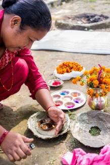 Preparations for DIpawali Festival