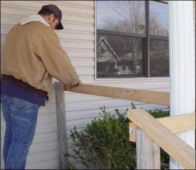 Self-employment for Homesteaders handyman
