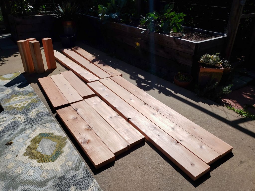 howto build a tall garden bed