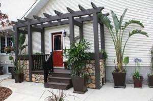 home renovations outdoor pergola
