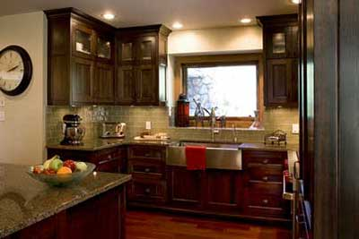 Custom Cabinet Designs For Small Kitchens Homestead Carpentry