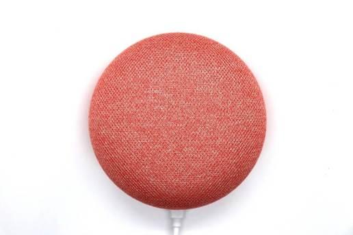 Google smart home voice assistant