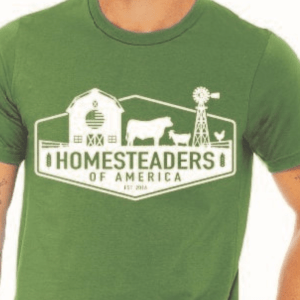 HOA Logo Shirt Green