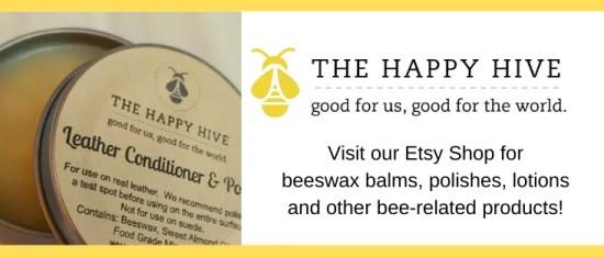 The Happy Hive on Etsy