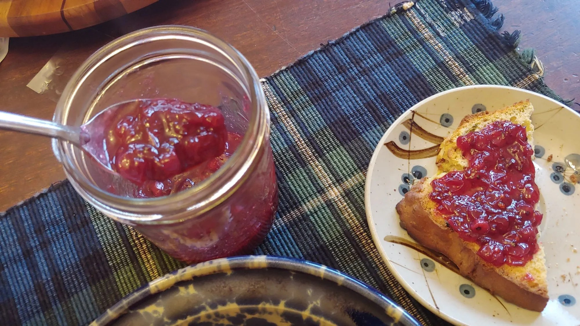 How to Make Quick Berry Jam