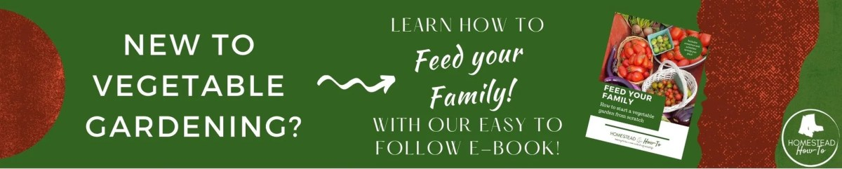 link to Feed your Family Gardening e-book
