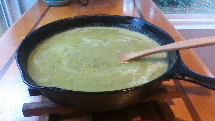 Chili Verde Sauce