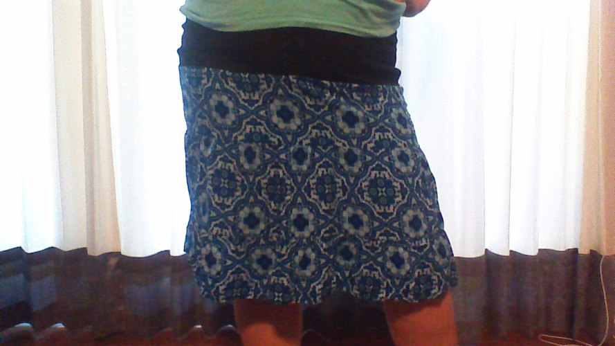 skirt re-fashion 8