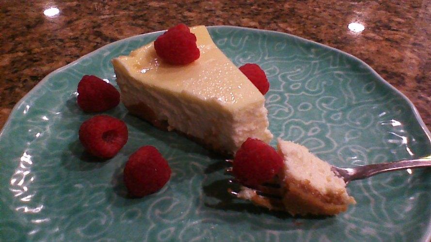cheesecake piece
