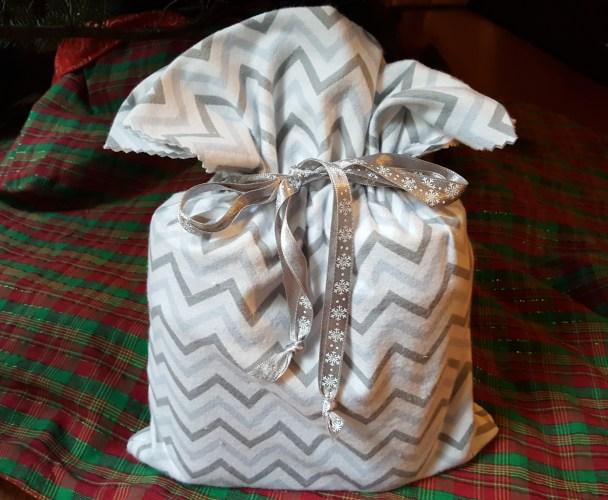 fabric gift bag 20
