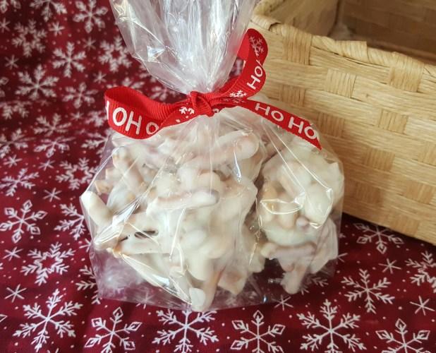 white chocolate haystacks 1