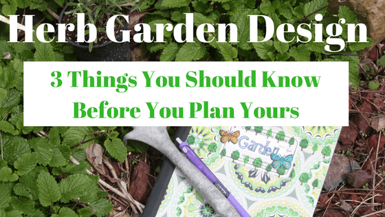 Products · Herb Garden Design  3 Things You Should Know Before You Plan  Yours