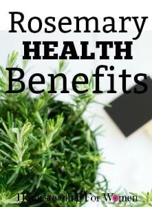 Rosemary Health Benefits
