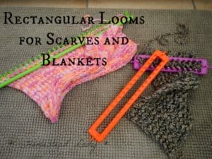 knitting looms for scarves