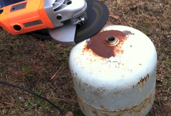 12 Homemade Wood Burning Stoves And Heaters Plans Ideas Do It Propane Tank