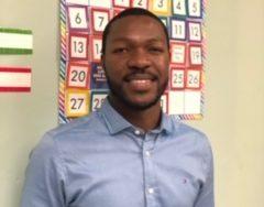 Teacher of the Year Kenney Cenat Social Studies