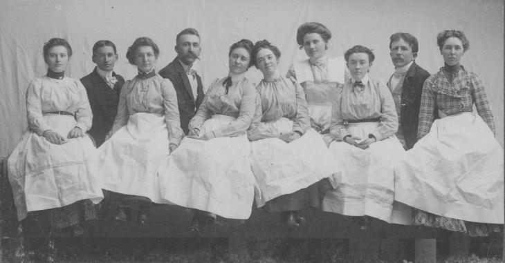 LA Sanitarium staff 2