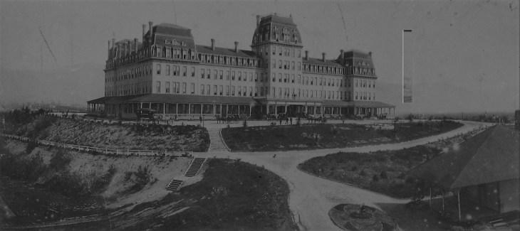 Raymond Hotel ca 1890