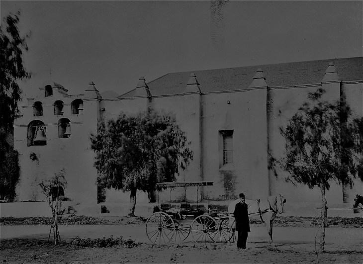 Mission San Gabriel 1894