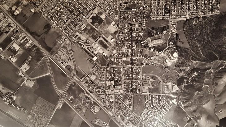 1Mar61 COI civic center La Puente P Hill
