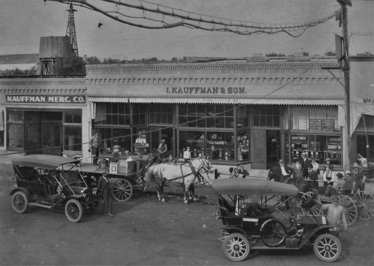 Kauffman store El Monte