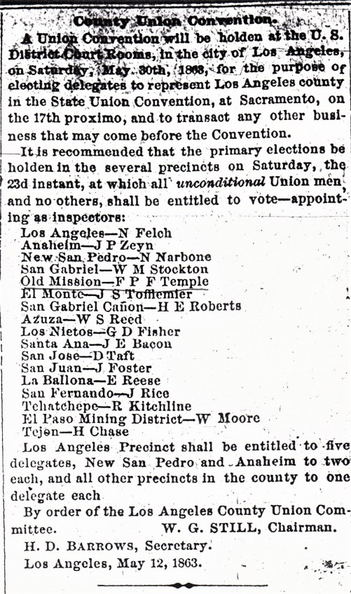FPF Union convention 13May63