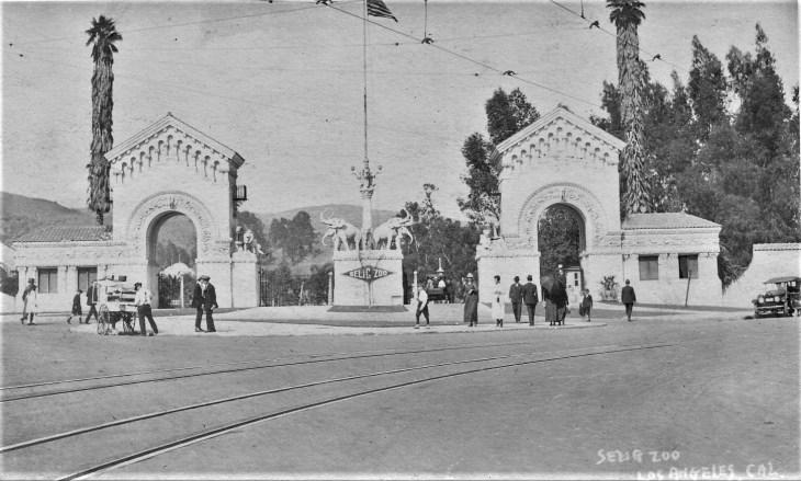 Selig Zoo ca 1920s
