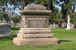 TD Sitmson grave Rosedale