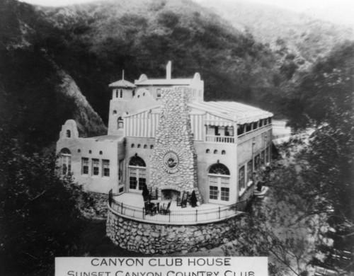 Calisphere LAPL clubhouse