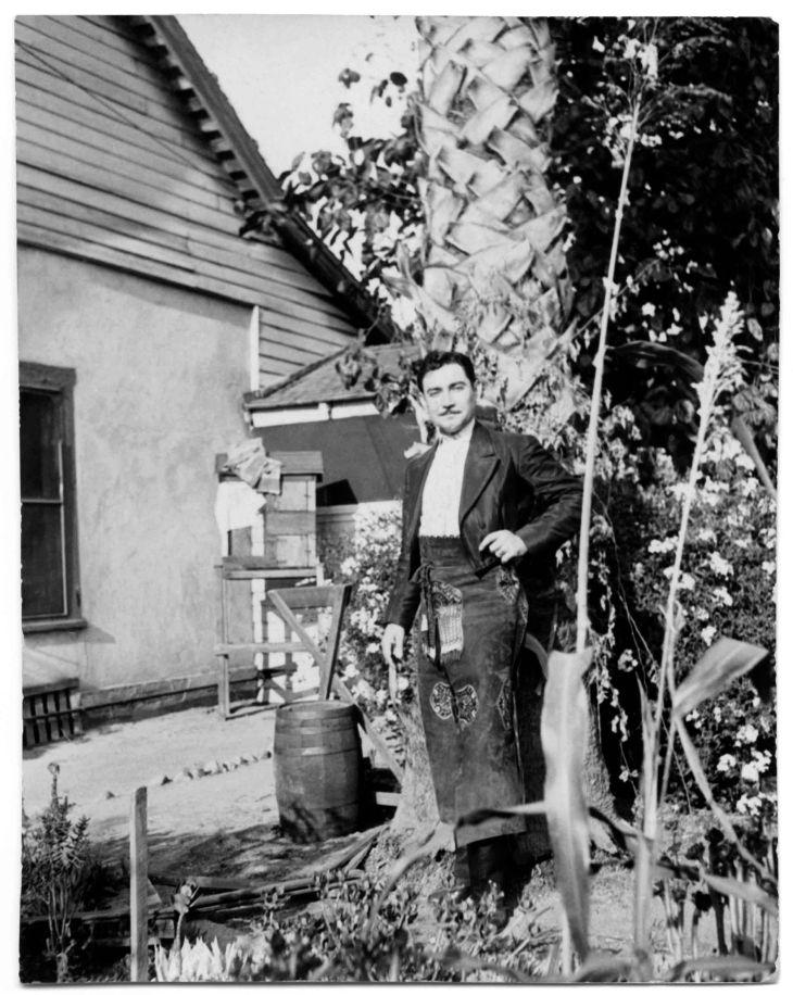Thomas W Temple II At Vigare Adobe ca 1930s 80.19.84.1