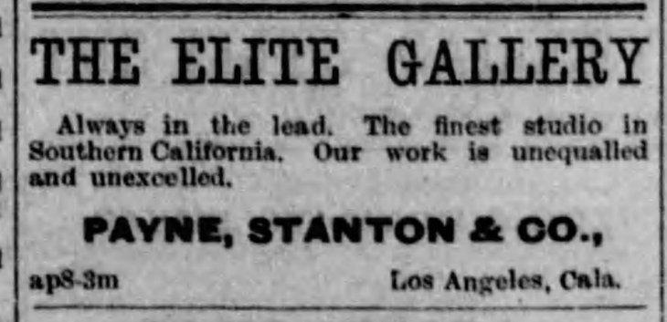 Payne Stanton Co ad LA_Herald_May_7__1884_