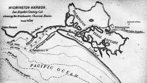 Wilmington Breakwater map 1873