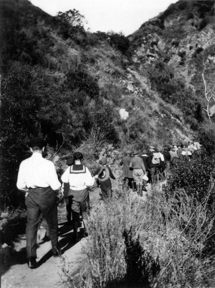 Hiking Snapshot Fish Canyon 2014.425.1.3