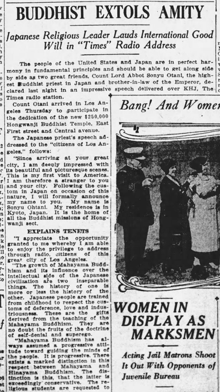 Hongwanji 3_LA_Times_Nov_14__1925_
