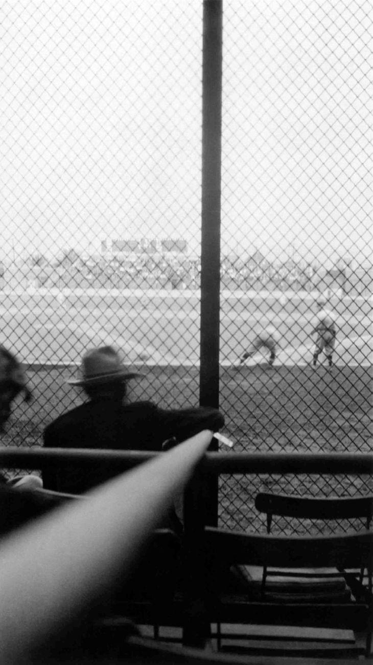 A Snapshot Of Wrigley Field Baseball Game 2014.977.1.3a