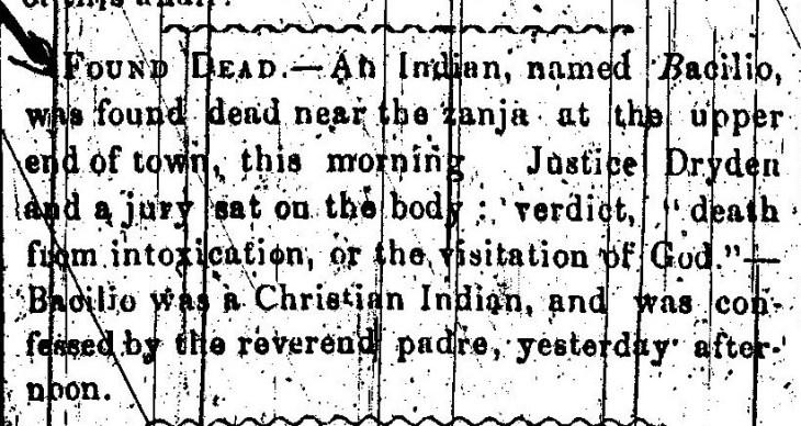 Dryden inquest visitation of God 8 Jun53