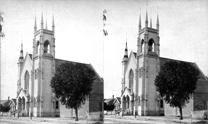 S V 3050 Fort St M E Church Los Angeles 2007.42.1.2