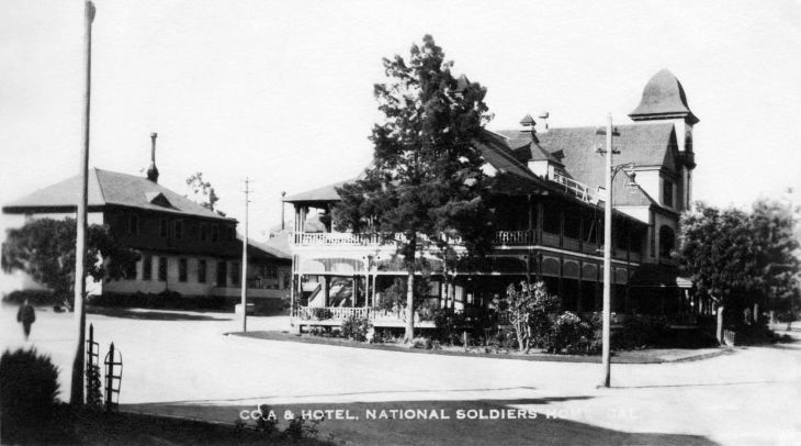 RPPC CCA And Hotel National Soldiers Home Sawtelle 2013.1008.1.1