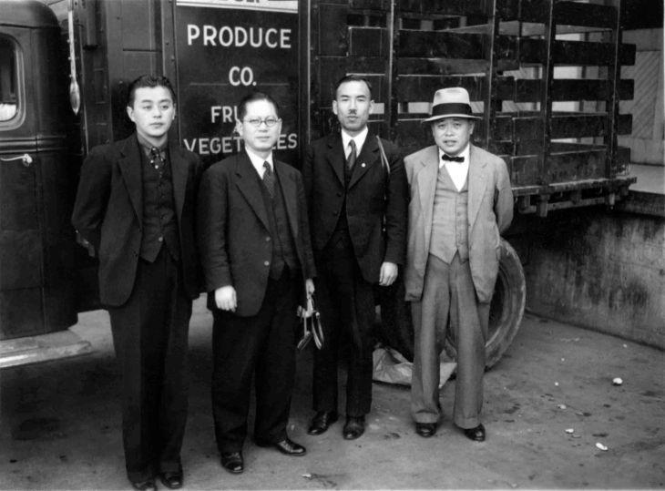1118075 Sun Produce Company 4 Gentlemen Los Angeles 2015.423.1.3