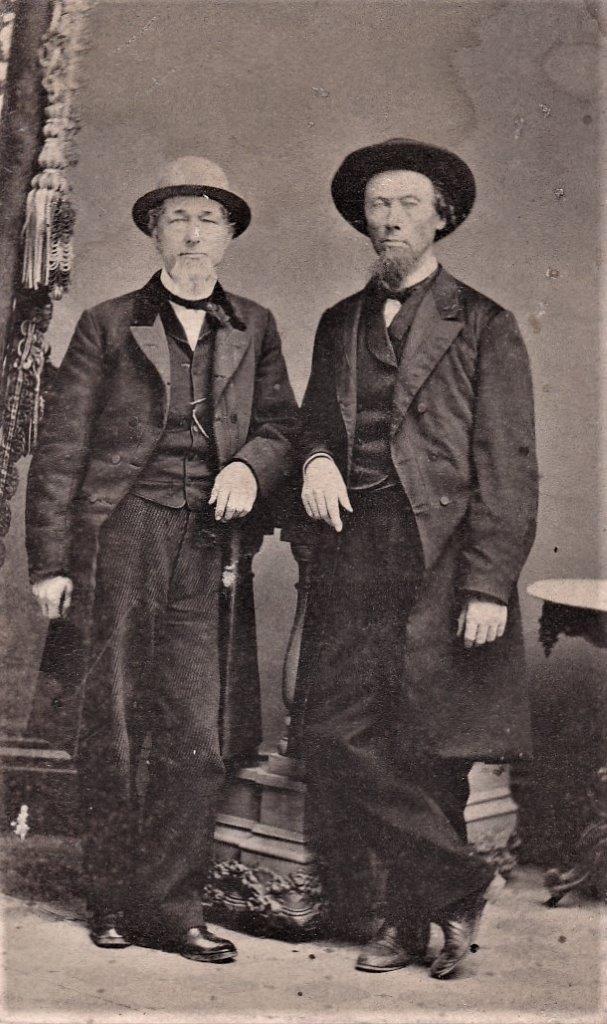 Hamilton McKee CDV Rendall ca. 1869