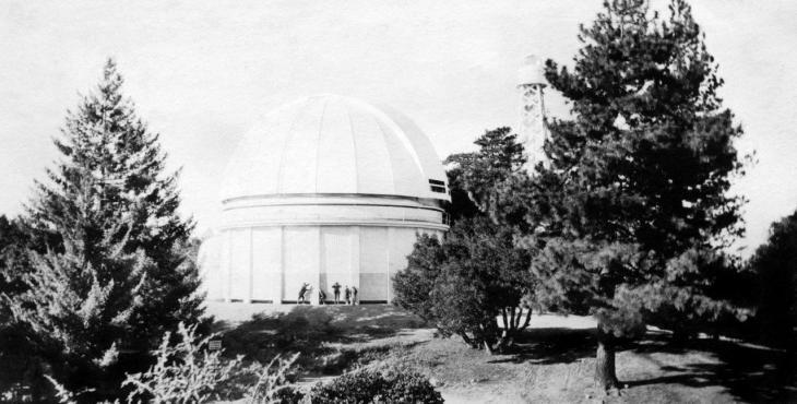 2833Mt Wilson Observatory 2007.434.1.1