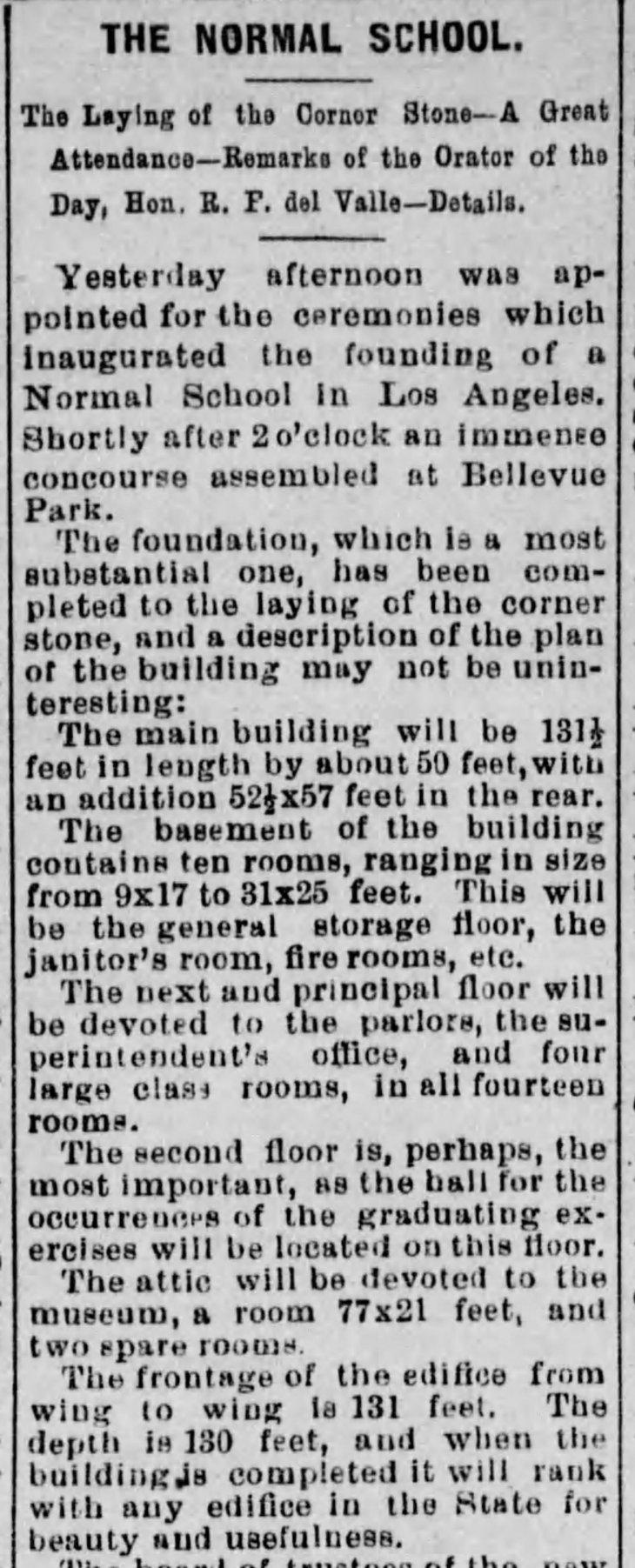 Cornerstone laying Herald_Dec_18__1881_