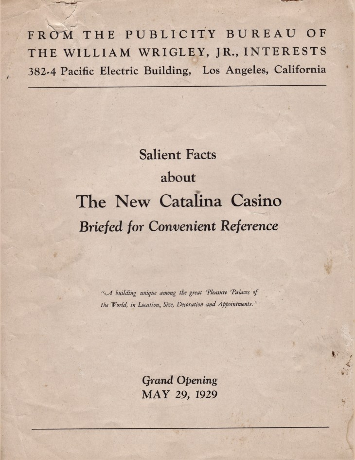 Salient Facts Catalina Casino cover_20190529_0001