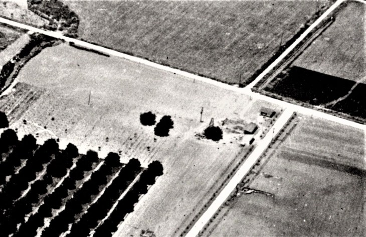 1921 Homestead aerial west end